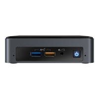 PC Innovation Intel NUC i3 8109U/ 4GB / 256B SSD m.2 / Windows 10 Pro (36 Monate Garantie)